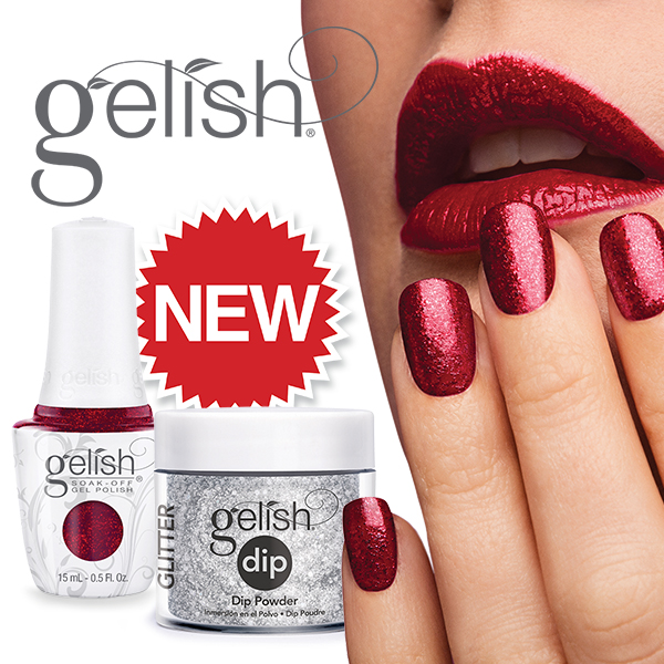 Gelish NOW AVAILABLE