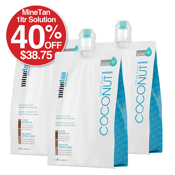 MINE TAN COCONUT 1 Litre