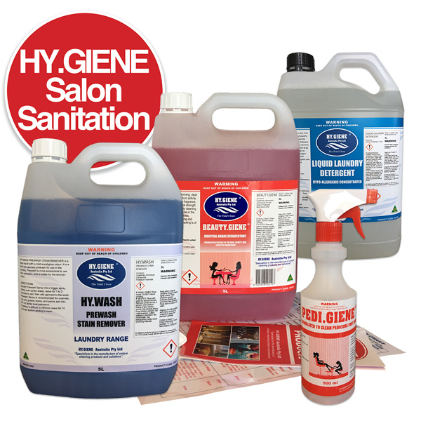 Keep it clean with HY.GIENE
