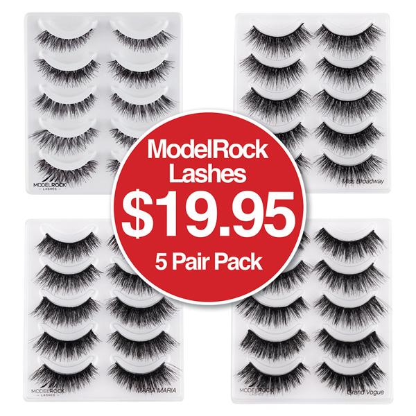 Modelrock 5 Pair Packs