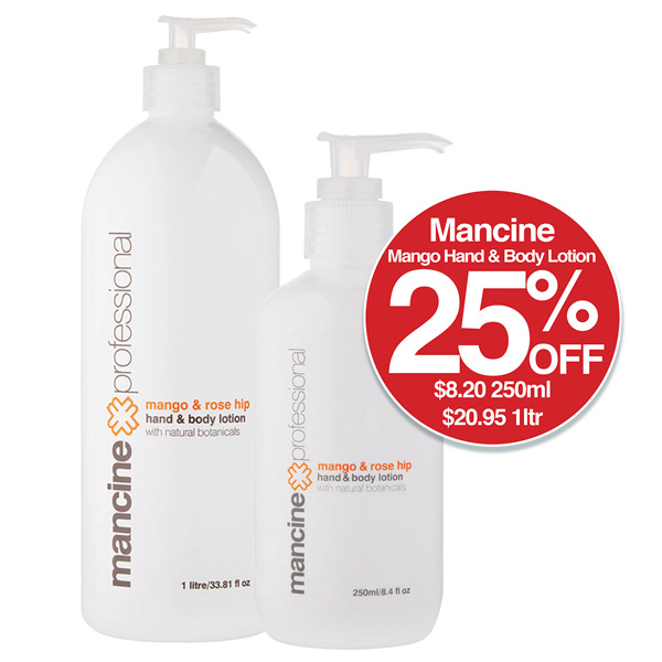 MANCINE HAND & BODY LOTION