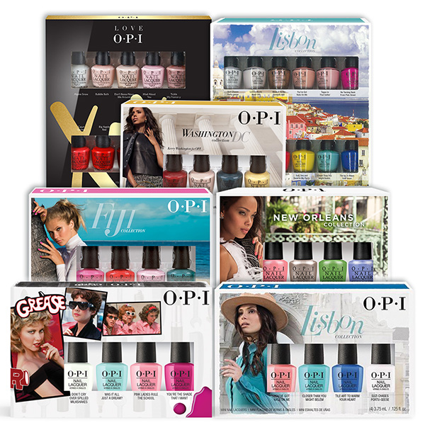 OPI Mini PACKS