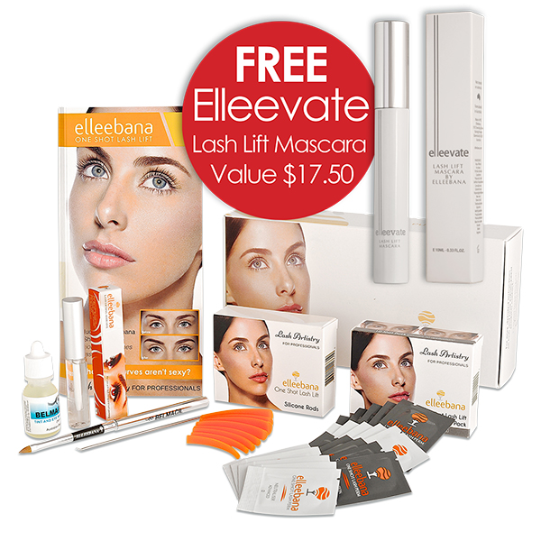 Elleebana Lash Lift Kit