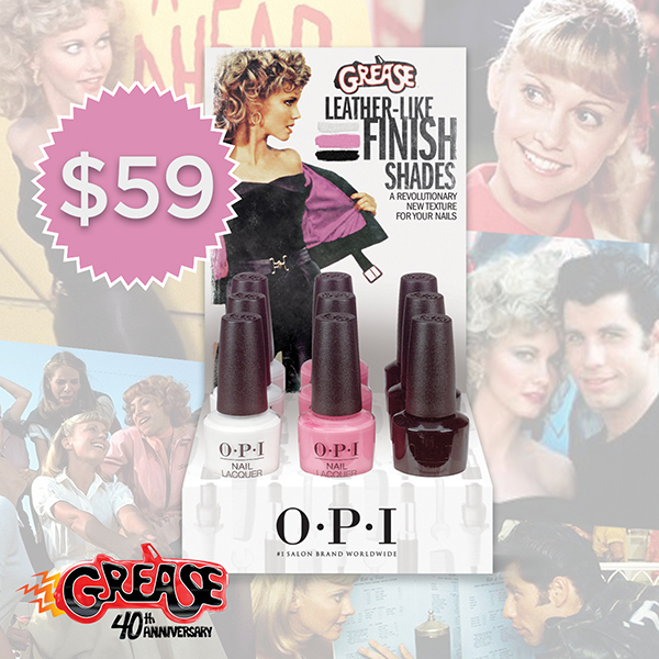 OPI Grease 9pc Display