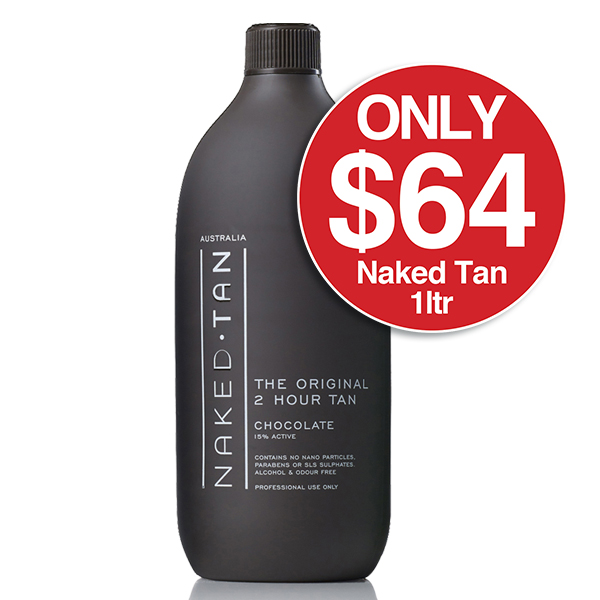 Naked Tan Solution 1 litre