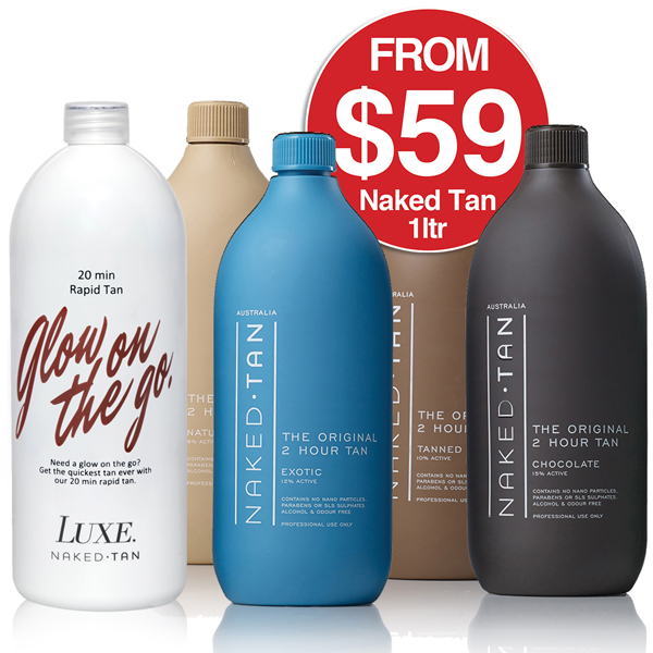 NAKED TAN LOW EVERYDAY PRICE