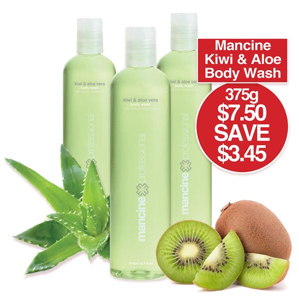 Kiwi & Aloe Body Wash