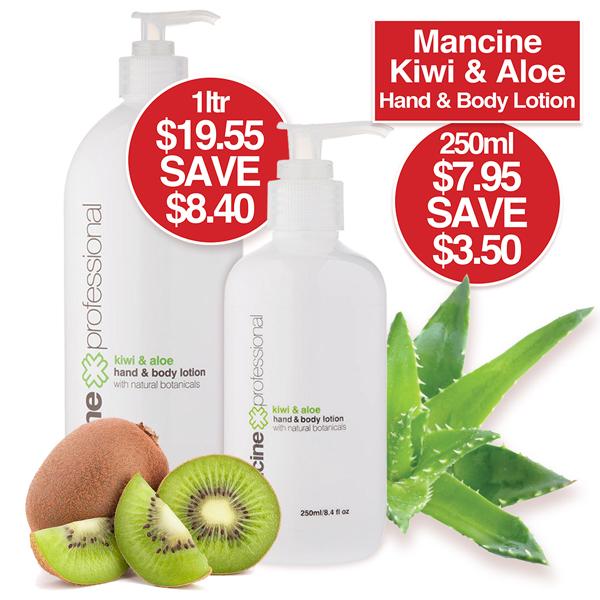 Kiwi & Aloe Hand & Body Lotions