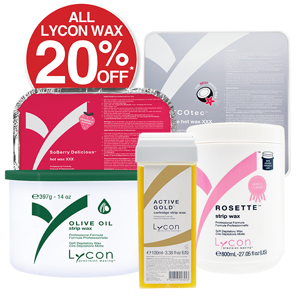 20% OFF Lycon Wax