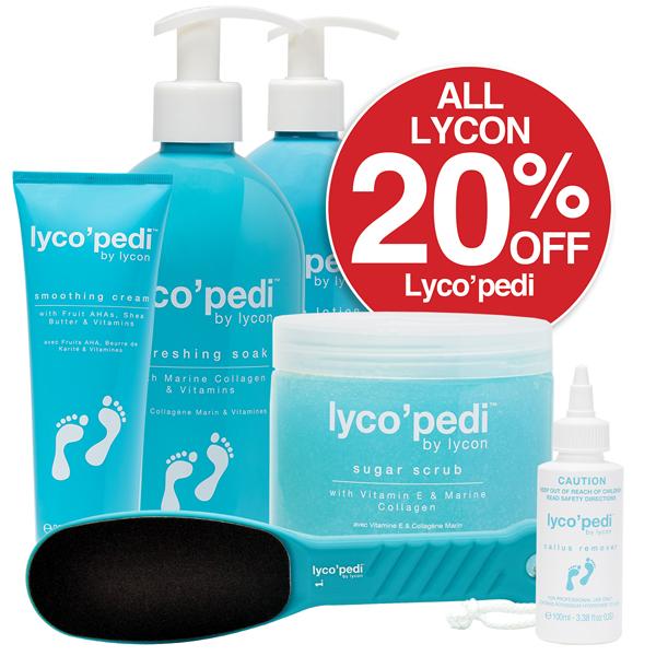 20% Lyco Pedi