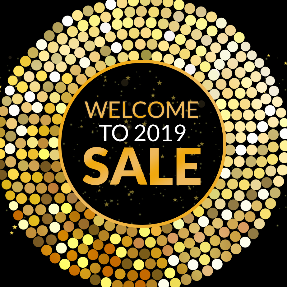 Say Hello to 2019 SALON SALE