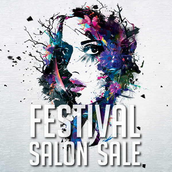 The Festival Salon SALE on NOW