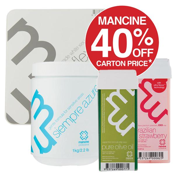 40% OFF MANCINE WAX