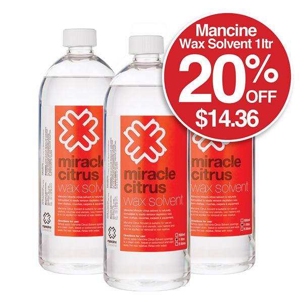 Mancine Miracle Citrus solvent