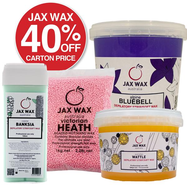 40% OFF JAXWAX