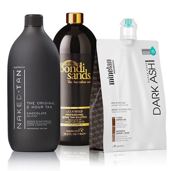 Spray Tan Deals