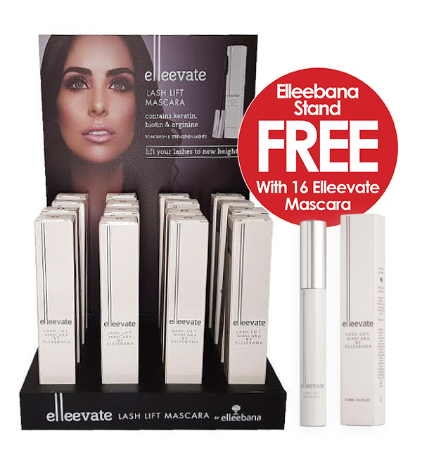 Elleevate Mascara with free stand