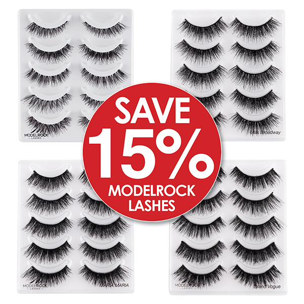 Modelrock Lashes on SALE
