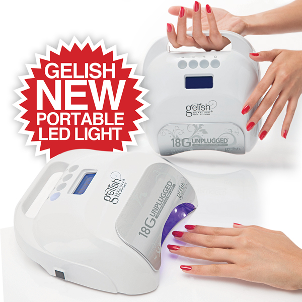 GELISH PORTABLE LED LIGHT