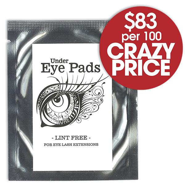 Under Eye Pads $83 per $100 (Crazy price)