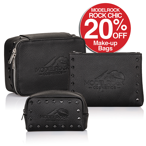 MODELROCK ROCK CHIC MAKE-UP BAGS