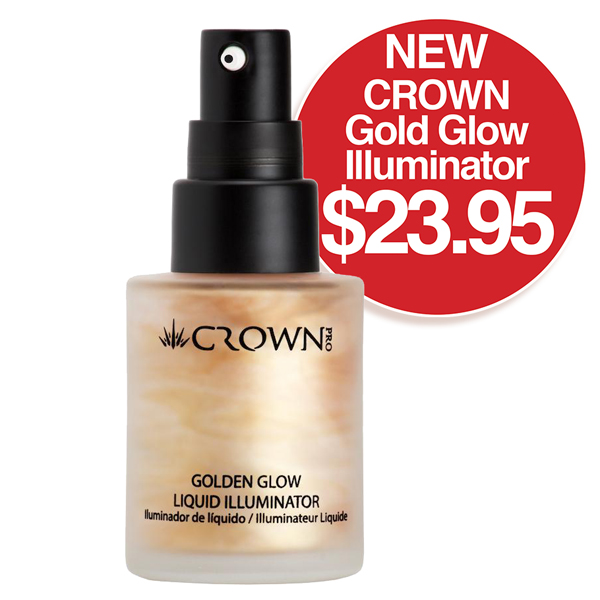 CROWN GOLDEN GLOW ILLUMINATOR
