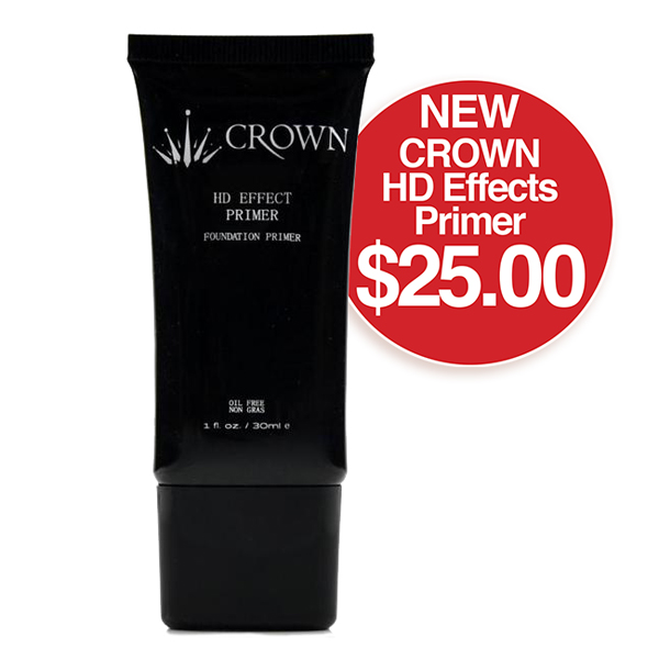 CROWN HD EFFECT FACE PRIMER