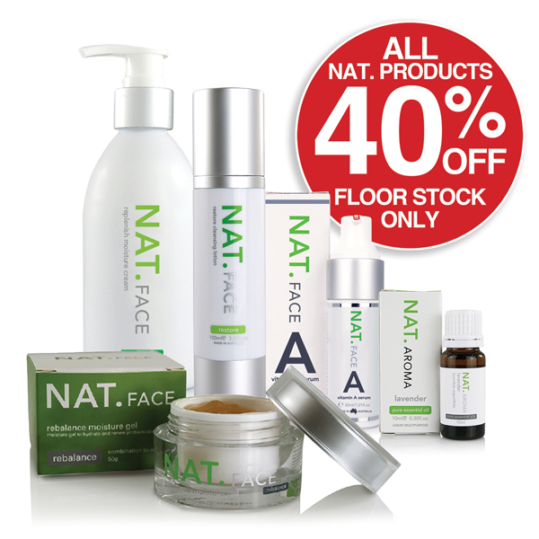 NAT 40% OFF Clearance