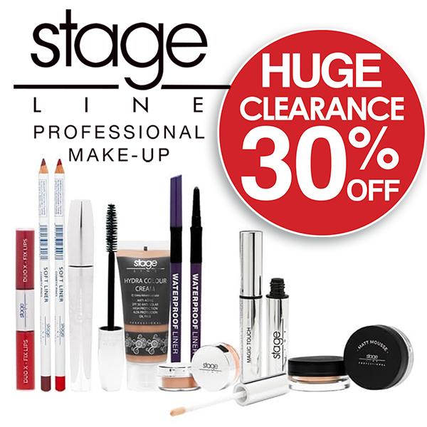Stagline Makeup Clearance