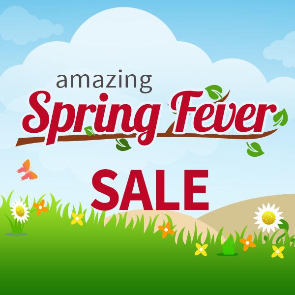 Spring Fever SALE