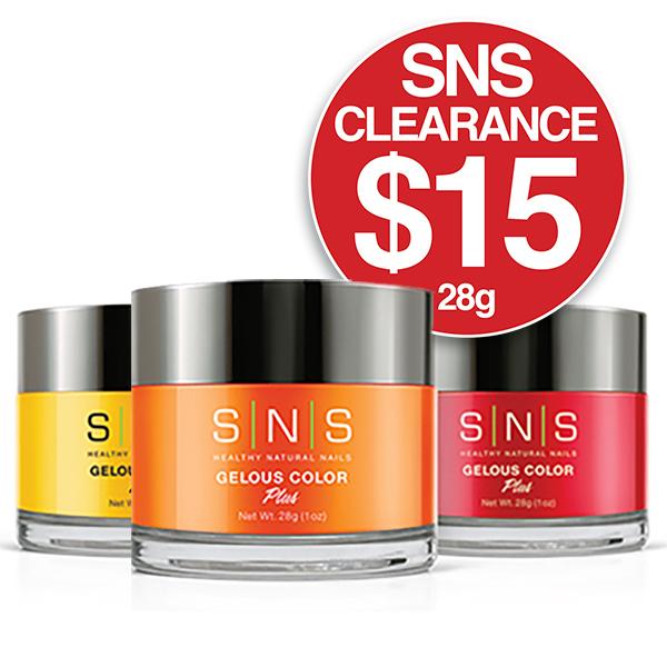 SNS clearance