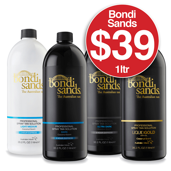 BONDI SANDS TAN SOLUTION 1 Litre