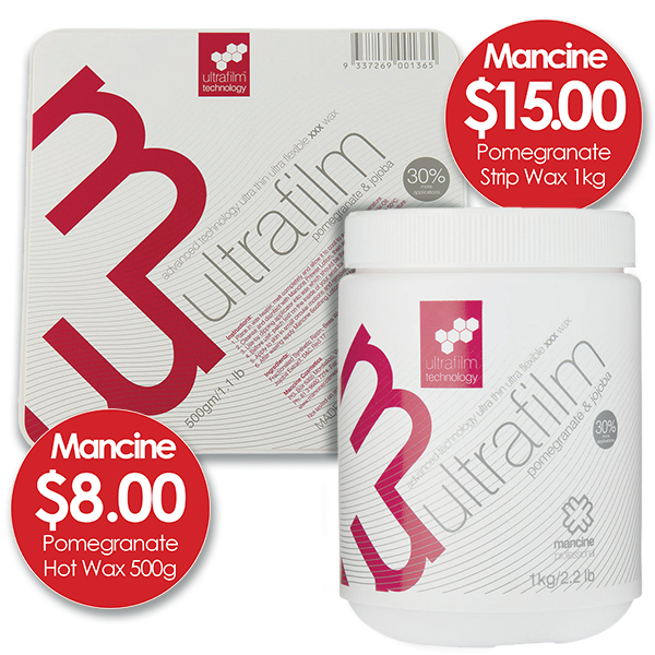 Mancine Ultra Film Wax