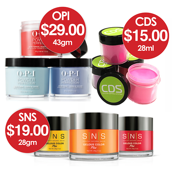 The Dipping Powder round up