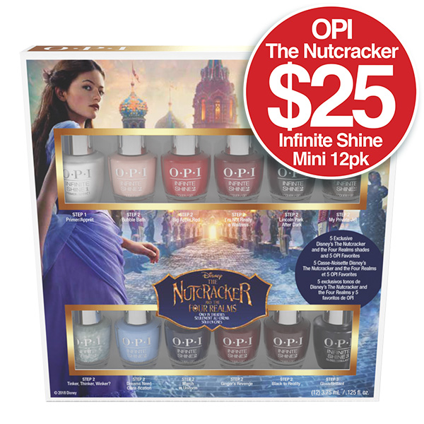 Nutcracker Infinite Shine 12 Pack $25