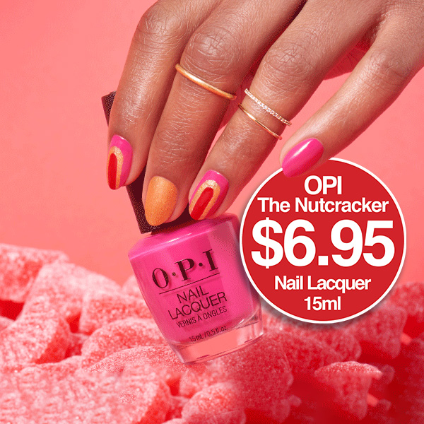 Nutcracker Nail Lacquer 15ml
