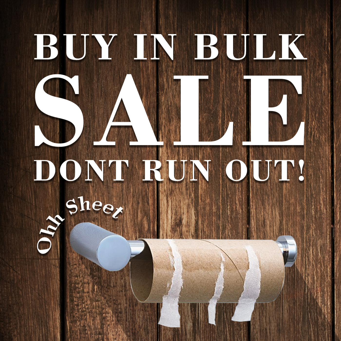 Buy in BULK - Don't run out  Less than 4 weeks to Xmas