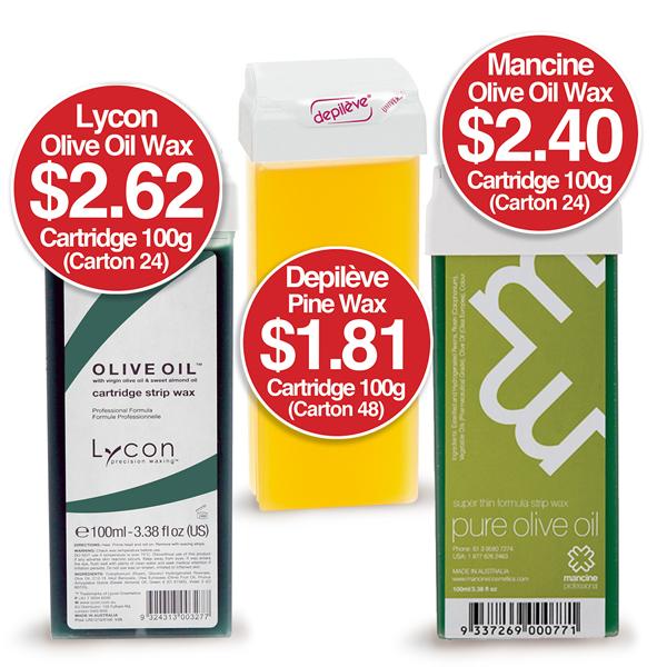 25% Off Cartridge wax when you buy in Bulk