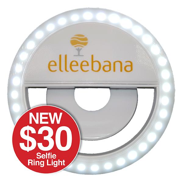 NEW - Elleebanna Selfie Light $30