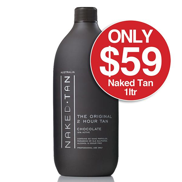 Naked Tan $59
