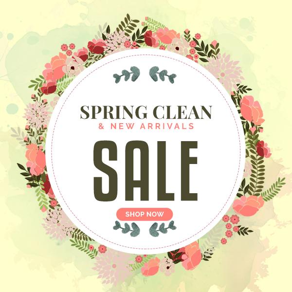Spring Clean SALE